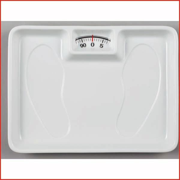 おもしろ雑貨 食器 皿 ランチプレート  体重計プ...