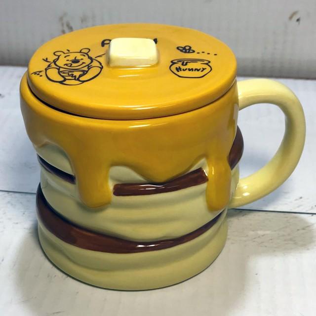ホットケーキマグ くまのプーさん マグカップ デ...