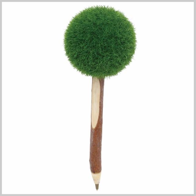 ボールペン かわいい 造花 観葉植物 イミテーショ...