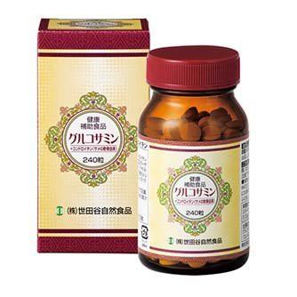 世田谷自然食品 グルコサミン+コンドロイチン(3...