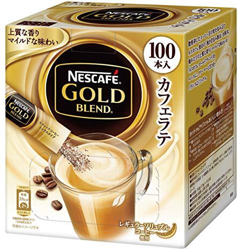 ネスカフェ ゴールドブレンドスティックコーヒー ...