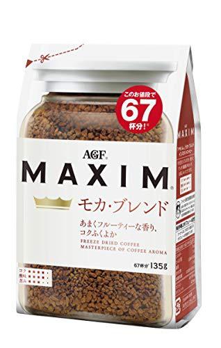 AGF マキシム モカブレンド 袋 135g 【 インスタ...