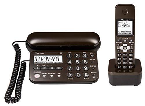 パイオニア TF-SD15S デジタルコードレス電話機 ...