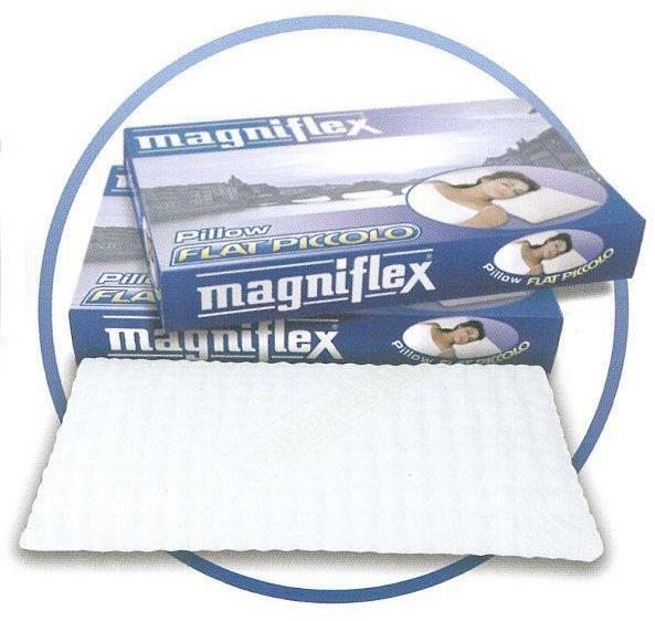 Magniflex マニフレックス ピロー フラットピッ...