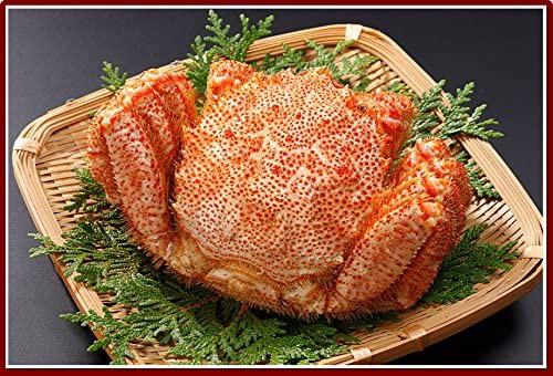 国産高級海鮮詰合せ冷凍便:北海道産毛蟹350gx1尾...