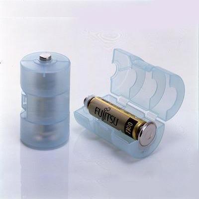 【ラジオライト】単3電池が単1電池になるアダプ...