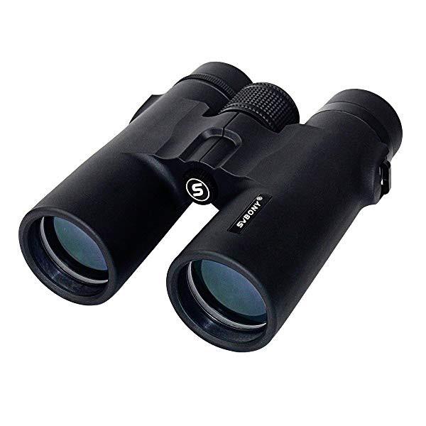 SV21 双眼鏡 コンサート 高倍率 軽量 10倍 BaK4プ...
