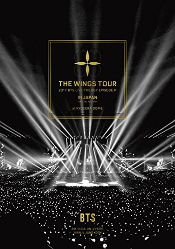 2017 BTS LIVE TRILOGY EPISODE III THE WINGS TO...