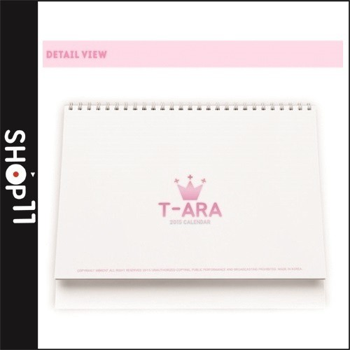 T-ARA TARA 2015 SEASONS GREETING ティアラ 2015...