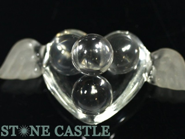 【天然石 置き石】丸玉 16mm 水晶  パワーストー...