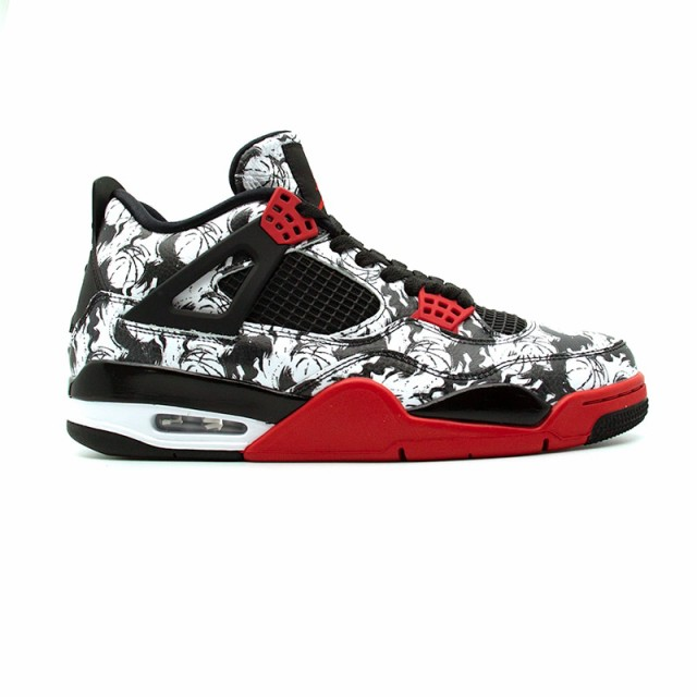 best loved 2c590 34d77 NIKE AIR JORDAN 4 RETRO TATTOO ナイキ エアー ジョーダン 4 タトゥー BLACK FIRE