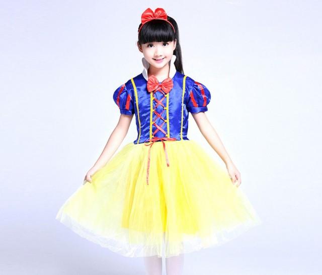 コスプレ ディズニー 白雪姫 白雪姫 衣装3点セッ...