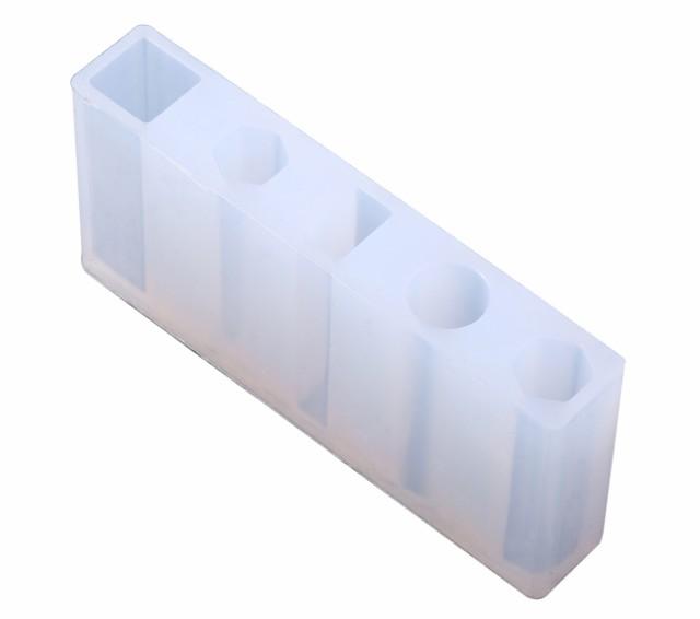 レジン 筒形 水晶棒 正方形 長方形 六角錐 六角柱...