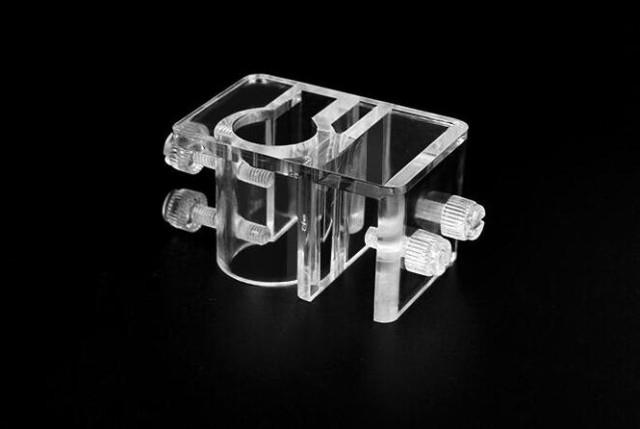 パイプ ホースホルダー 4個セット アクアリウム ...