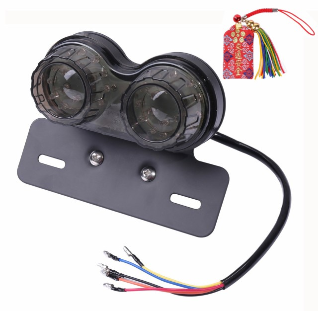 LED テールランプ ウィンカー オールインワン 一...