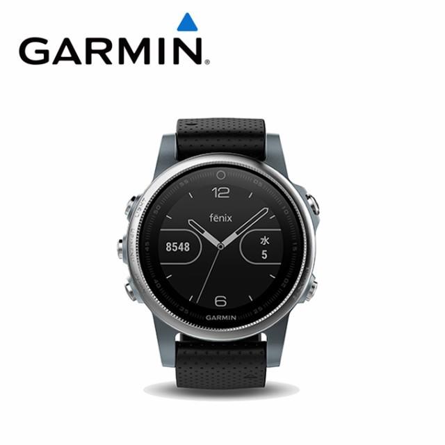 ガーミン GARMIN ランニング 腕時計 fenix 5S Gray 010-01685-35 run