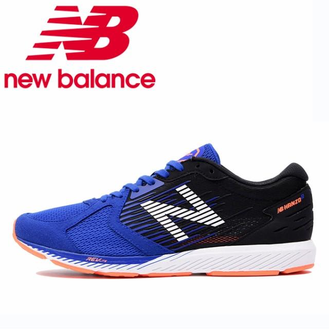 67c25a1b80e59 ニューバランス ランニングシューズ メンズ NB HANZO R M B2 MHANZRB2 D new balance run