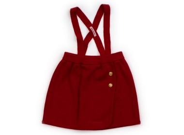 【ミキハウス/miki HOUSE】スカート 100サイズ 女...