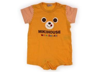 【ミキハウス/miki HOUSE】カバーオール 80サイズ...