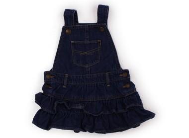 【ギャップ/GAP】ジャンパースカート 80サイズ 女...