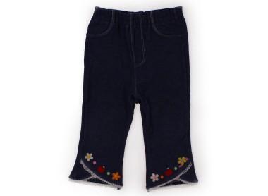 【ミキハウス/miki HOUSE】パンツ 80サイズ 女の...