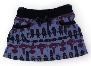 【クレイドスコープ/kladskap】スカート 80サイズ...