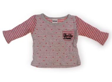 【エーアーベー/e.a.B】Tシャツ・カットソー 80サ...