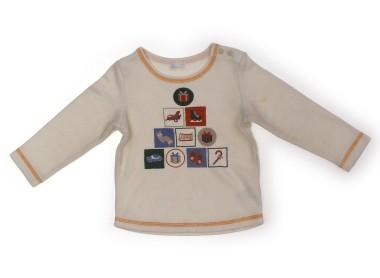 【コンビミニ/Combimini】Tシャツ・カットソー 80...