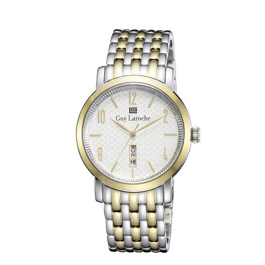 ギラロッシュ Guy Laroche 腕時計  GW1019-04