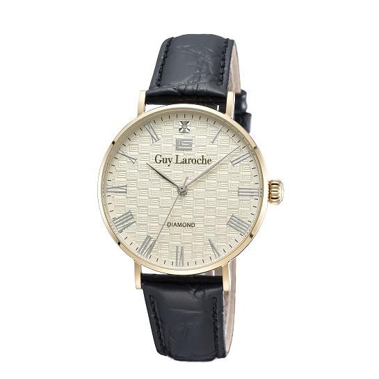 ギラロッシュ Guy Laroche 腕時計  GW1020-10