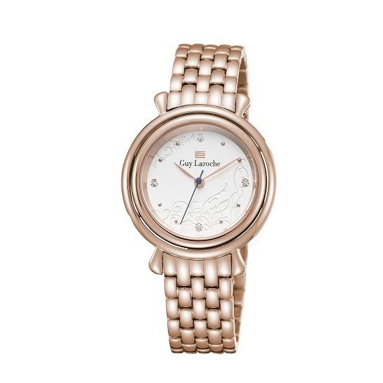 ギラロッシュ Guy Laroche 腕時計  LW5034-04