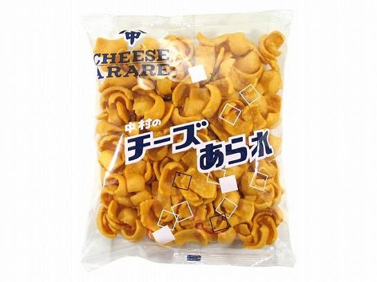 やおきん  チーズあられ 60g x12 4903013083304