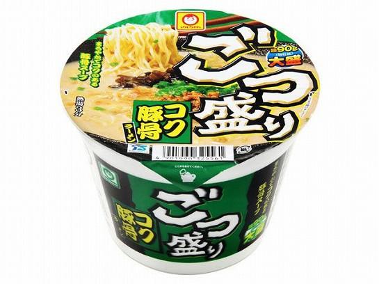 マルちゃん  ごつ盛り コク豚骨ラーメン カップ 1...