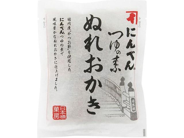 日本橋菓房 麒麟にんべん つゆの素ぬれおかき 100...