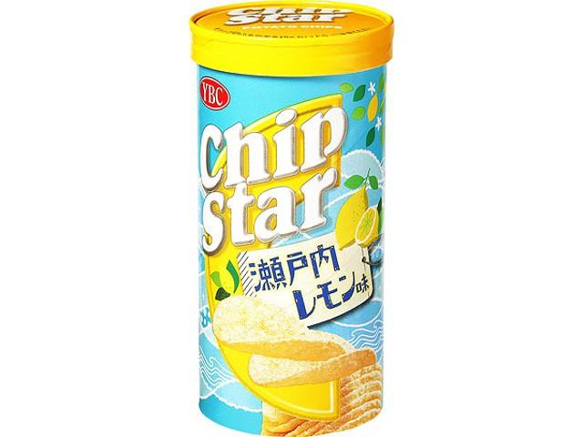ヤマザキビスケット チップスターS 瀬戸内レモン ...