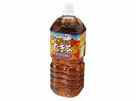 伊藤園  健康ミネラル むぎ茶 ペット 2L x6 49010...
