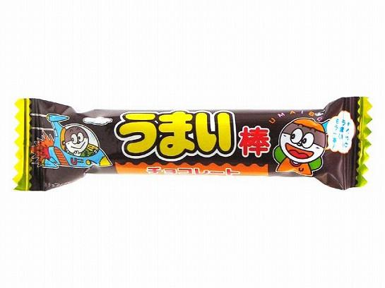 やおきん  うまい棒 チョコレート 1本 x30 494807...