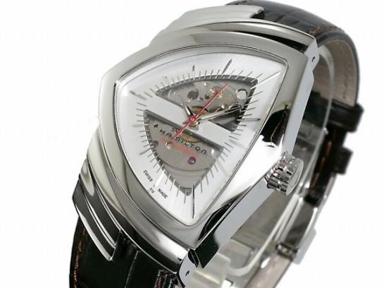 ハミルトン HAMILTON ベンチュラ 自動巻き 腕時計...