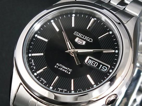 セイコー  SEIKO 5 SEIKO 5 自動巻き 腕時計 SNKL...
