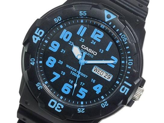 カシオ  CASIO ダイバールック メンズ 腕時計 MRW...
