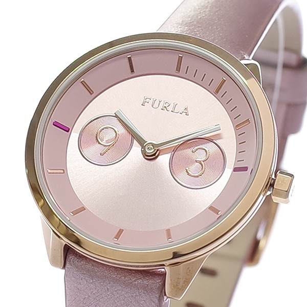 FURLA フルラ 腕時計 レディース R4251102558 MET...