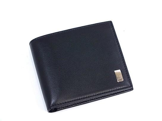 ダンヒル  DUNHILL 二つ折り 短財布 QD3070 qd307...