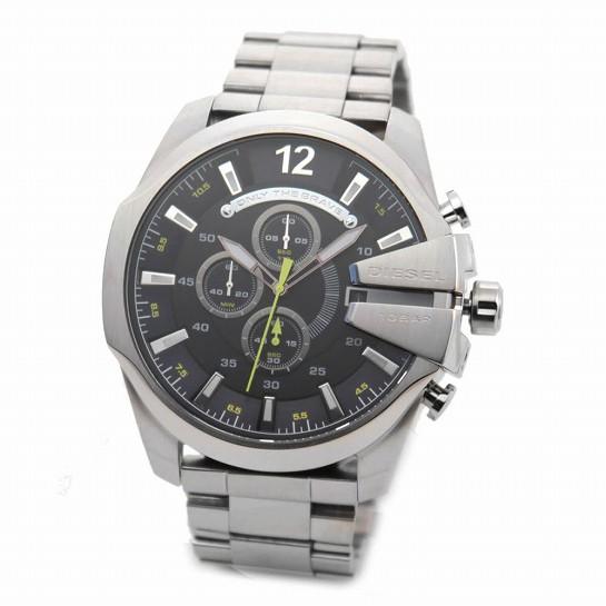ディーゼル  DIESEL   メガチーフ メンズ 腕時計 ...