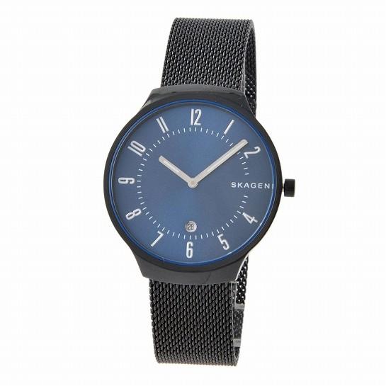 スカーゲン  SKAGEN   グレーネン メンズ 腕時計 ...