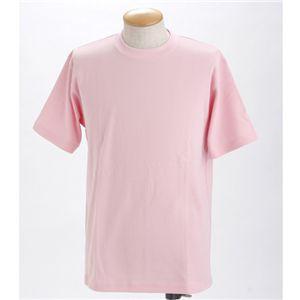 ドライメッシュポロ&Tシャツセット ソフトピンク...