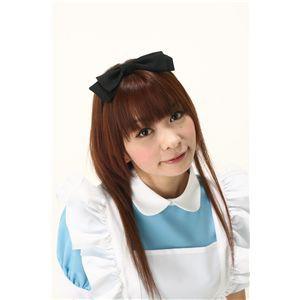 【コスプレ】 Alice'sリボンカチューシャ 黒 4571...