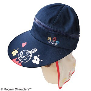 【保育士さん】ムーミン 3WAYつば広帽子 カラフル...