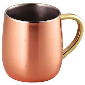 アサヒ 2重マグカップ (銅製品) CNE-905