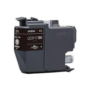 ブラザー工業 インクカートリッジ (黒) LC3117BK