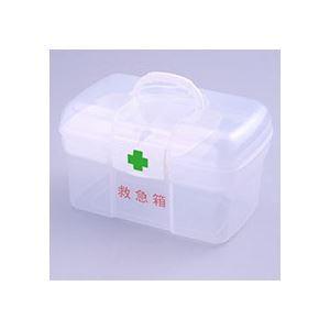 (まとめ) 吉川国工業所 キャリング救急箱 W277...